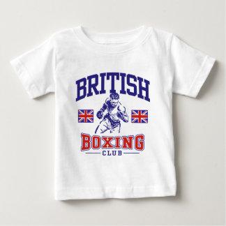 T-shirts Encaixotamento britânico