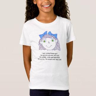 T-shirts Ensolarado-Engraçado