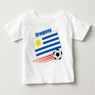 T-shirts Equipe de futebol de Uruguai