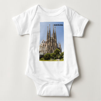 T-shirts ESPANHA de SAGRADA FAMILIA BARCELONA (St.K)
