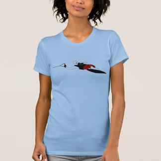 T-shirts Esquiador da água do slalom