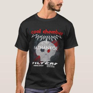 T-shirts Estilo da câmara de carvão