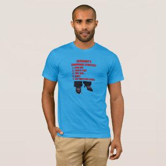 T-shirts Estratégia da campanha de Democrata - MBL-2