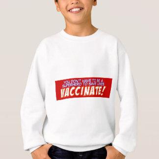 T-shirts Etiqueta da Pro-Vacina - vacinas - Pro-VAX