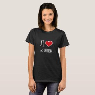 T-shirts Eu amo o despeito