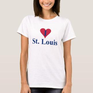 T-shirts Eu amo St Louis