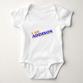 T-shirts Eu sou Addison