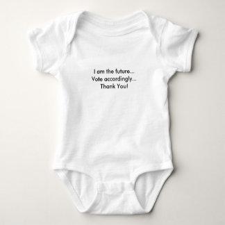 T-shirts Eu sou o futuro - Bodysuit