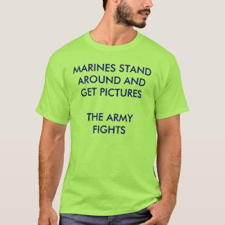 T-shirts Exército