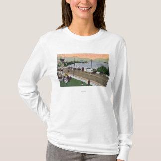 T-shirts Exposição central de Hesperides FairNorth WA