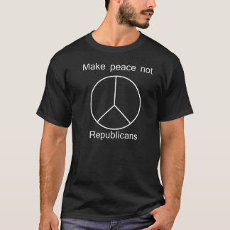 T-shirts Faça a paz