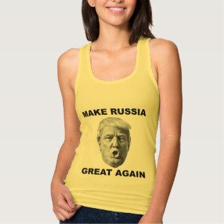 T-shirts Faça o excelente de Rússia outra vez