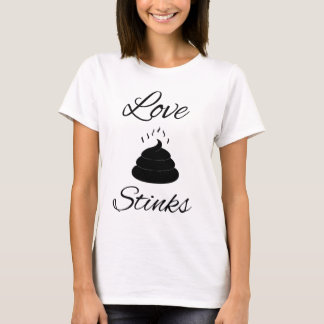 T-shirts Fedores do amor