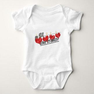 T-shirts Fedores do amor do xixi U