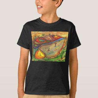 T-shirts Feliz