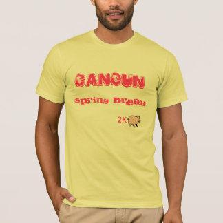T-shirts Férias da primavera 2K-Swine