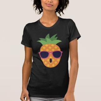 T-shirts Férias de verão do abacaxi