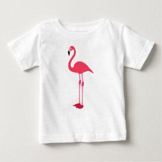 T-shirts Flamingo recortar