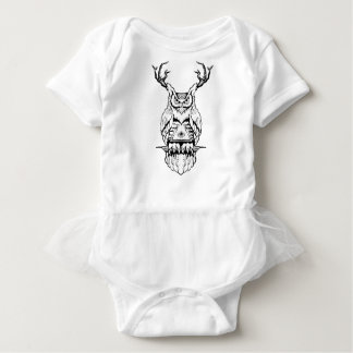 T-shirts flash da coruja horned