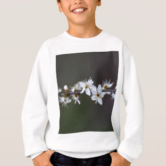 T-shirts Flores de um arbusto da ameixoeira-brava