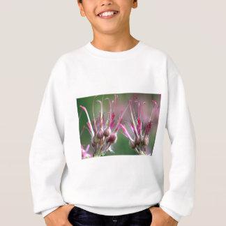 T-shirts Flores em botão