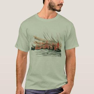 T-shirts fogo