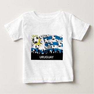 T-shirts Futebol de Uruguai