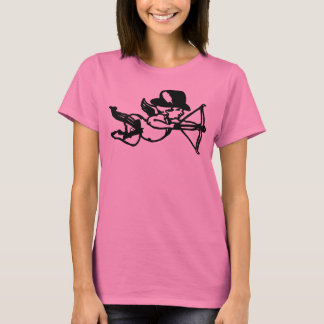 T-shirts Gangsta do amor