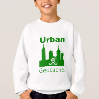 T-shirts Geocacher urbano
