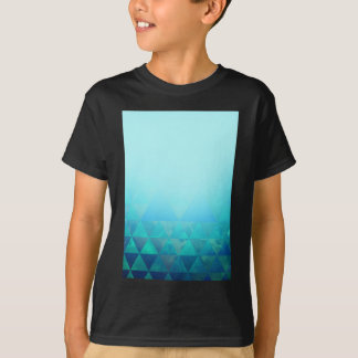 T-shirts Geometria abstrata