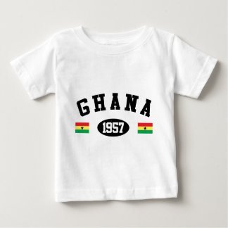T-shirts Ghana 1957