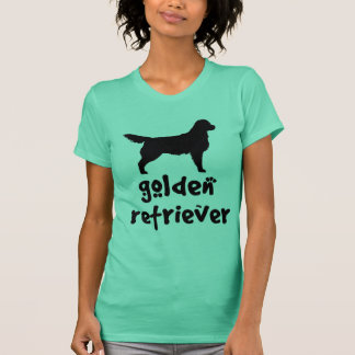 T-shirts Golden retriever legal do texto