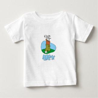 T-shirts Golfe de Alex
