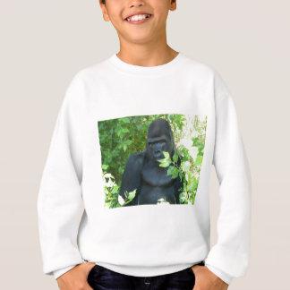 T-shirts gorila no arbusto
