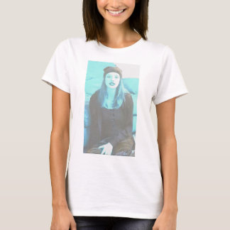 T-shirts Gótico adolescente