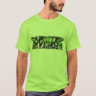 """T-shirts Gravações """"selva """" da divisão de Dubstep"""