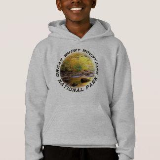 T-shirts Great Smoky Mountains NP caçoa a camisola