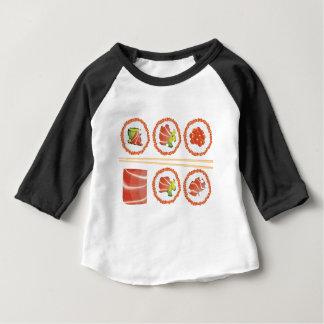 T-shirts Grupo de sushi