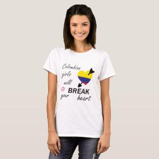 T-shirts Heartbreaker colombiano