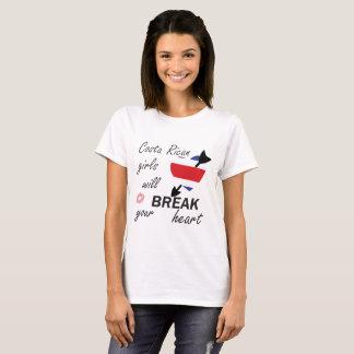 T-shirts Heartbreaker de Rican da costela