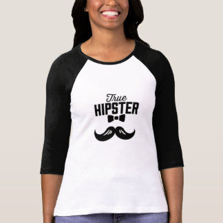 T-shirts Hipster verdadeiro