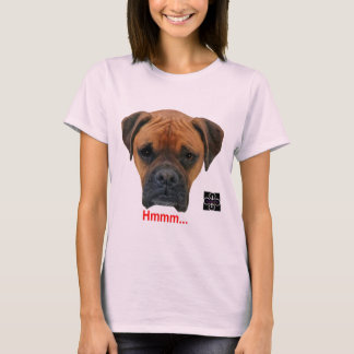 T-shirts Hmmm…