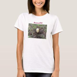T-shirts Hmmm??? - Design-Camisa do cogumelo