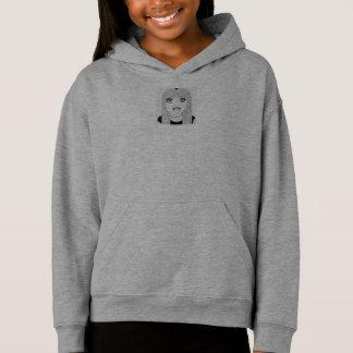 T-shirts Hoodie da menina da liberdade