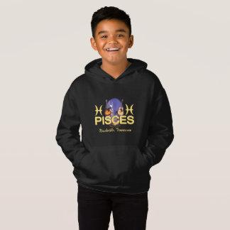T-shirts Hoodie dos meninos dos peixes de Nashville