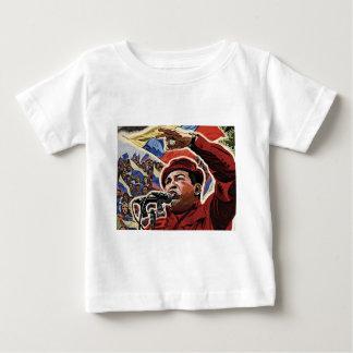 T-shirts Hugo Chavez - estilo da revolução dos desenhos