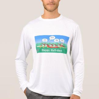 T-shirts Huli-dias felizes
