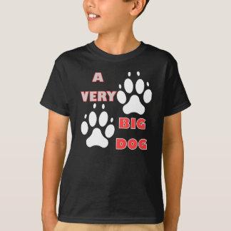 T-shirts Humor grande do animal de estimação do cão