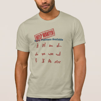 T-shirts ideia querida ajuda do presente do design das