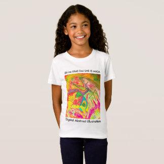 T-shirts Ilustração abstrata DAI C de Digitas